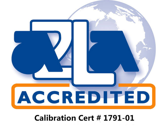 Accredited CMM Calibration