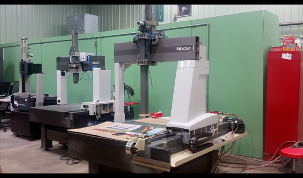 Re-Manufactured CMM Equipment