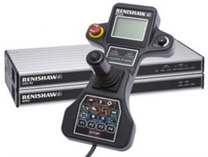 UCC S3 and SPA3 with MCU5 Renishaw's UCC flexible controllers