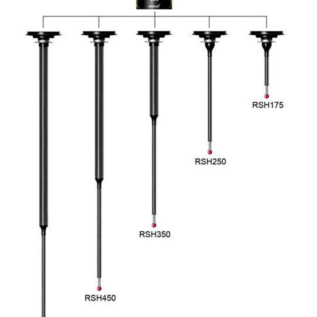 REVO RSP2 scanning probe